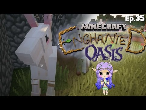 """""""FAREWELL ASTRIC"""" Minecraft Enchanted Oasis Ep 35"""