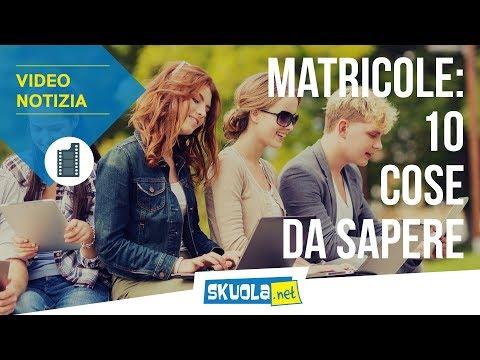 Università: 10 consigli per le matricole