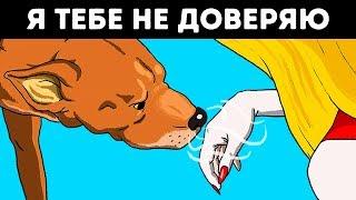 видео Язык собак