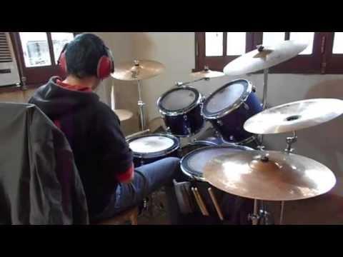 Mi Cover Drum (Escape The Fate - Picture Perfect) HD