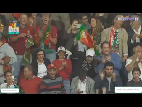 Portugal vs Sweden 2-3 - All Goals & Extended Highlights - Frd - NEWS Online Football 28/03/2017 HD