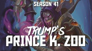 Trump's Prince Keleseth Warlock Zoo (Deck Spotlight)