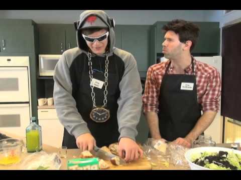 parodie emission cuisine