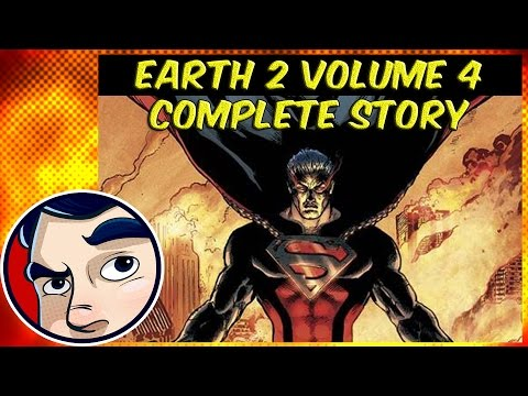 "Earth 2 Vol 4 ""Evil Superman"" - Complete  Story"