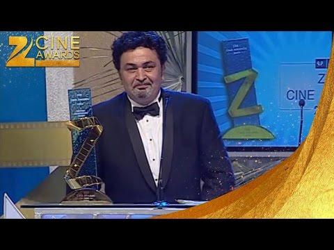 Zee Cine Awards 2006 Lifetime Achievement Award Rishi Kapoor