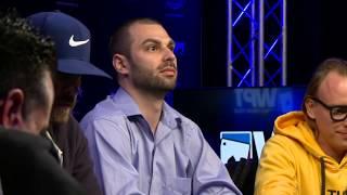 WPT Seminole Rock 'N' Roll Poker Open Live stream. Final table