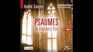 Ensemble vocal Hilarium, Bertrand Lemaire - Psaume 22 ?Le Seigneur est mon berger? (34e dimanche du