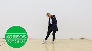 Video [Koreos] BTS (방탄소년단) - Fake Love Dance Tutorial (Mirrored) download MP3, 3GP, MP4, WEBM, AVI, FLV Agustus 2018