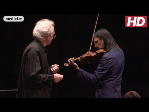 Leonidas Kavakos - Violin Concerto in D Major - Beethoven