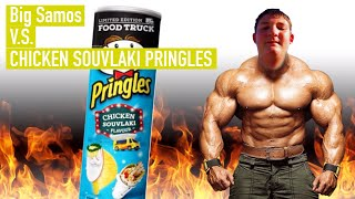 Chicken Souvlaki Pringles Sam S Food Reviews Ep 3 Youtube