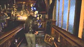 resident evil 6 demo gameplay leon part 1