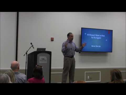 Autism Speaker Series: John Miller Part 4
