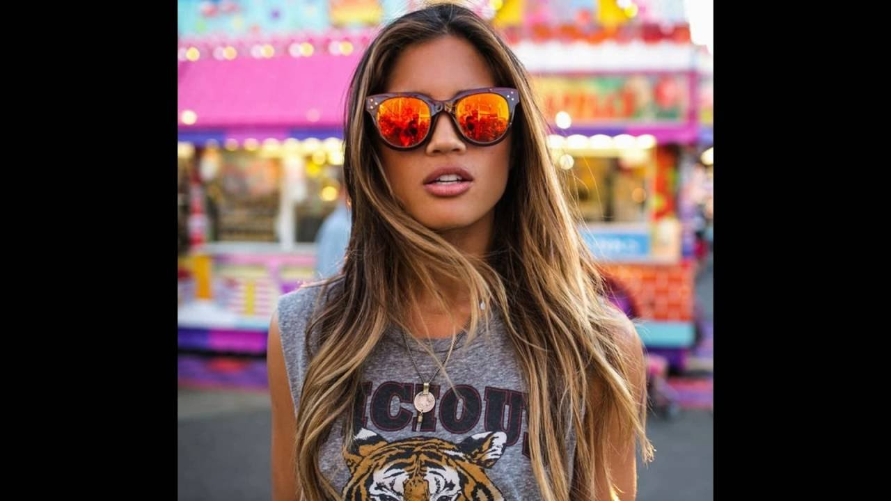 Mirrored Sunglasses | How to Style | Lookbook