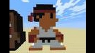 Download Karate guy IN MNECRAFT | IM AN ARTIST. MP3 song and Music Video