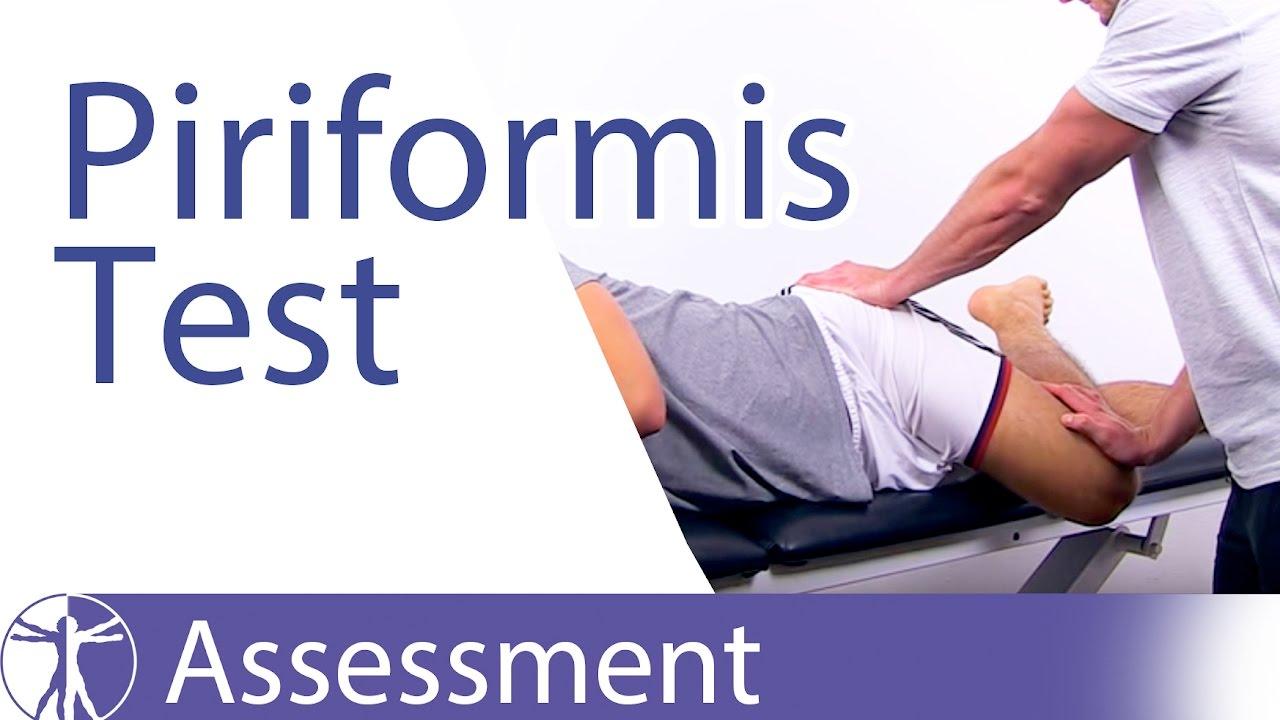 Piriformis Test ⎟ Piriformis Syndrome Or Tightness Youtube