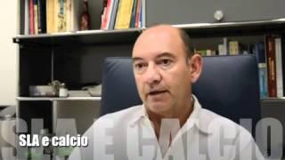 Dr. Della Frera (Federcalcio) su nuove scoperte sulla SLA nei calciatori