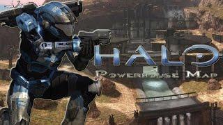 Halo Ce Powerhouse Map