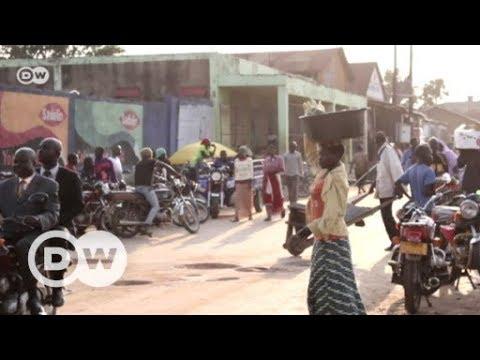 Flüchtlingszahl nicht Ugandas einzige Herausforderung | DW Deutsch