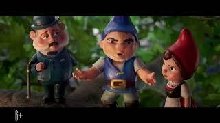 Шерлок Гномс — Русский трейлер (2017)