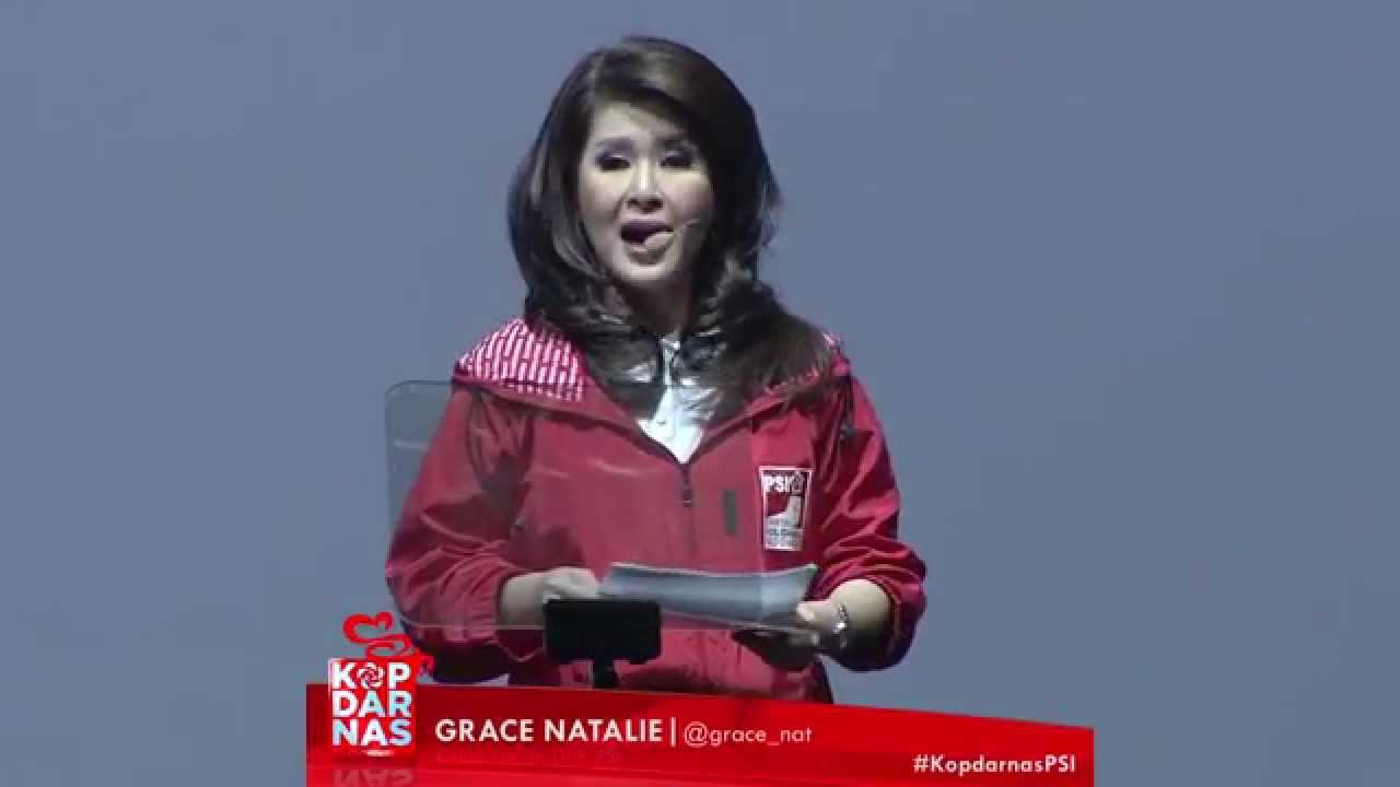 Grace Natalie: Pesan Solidaritas Ketua Umum PSI Grace Natalie