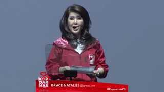 Download Video Pesan Solidaritas Ketua Umum PSI Grace Natalie - Kopdarnas PSI MP3 3GP MP4