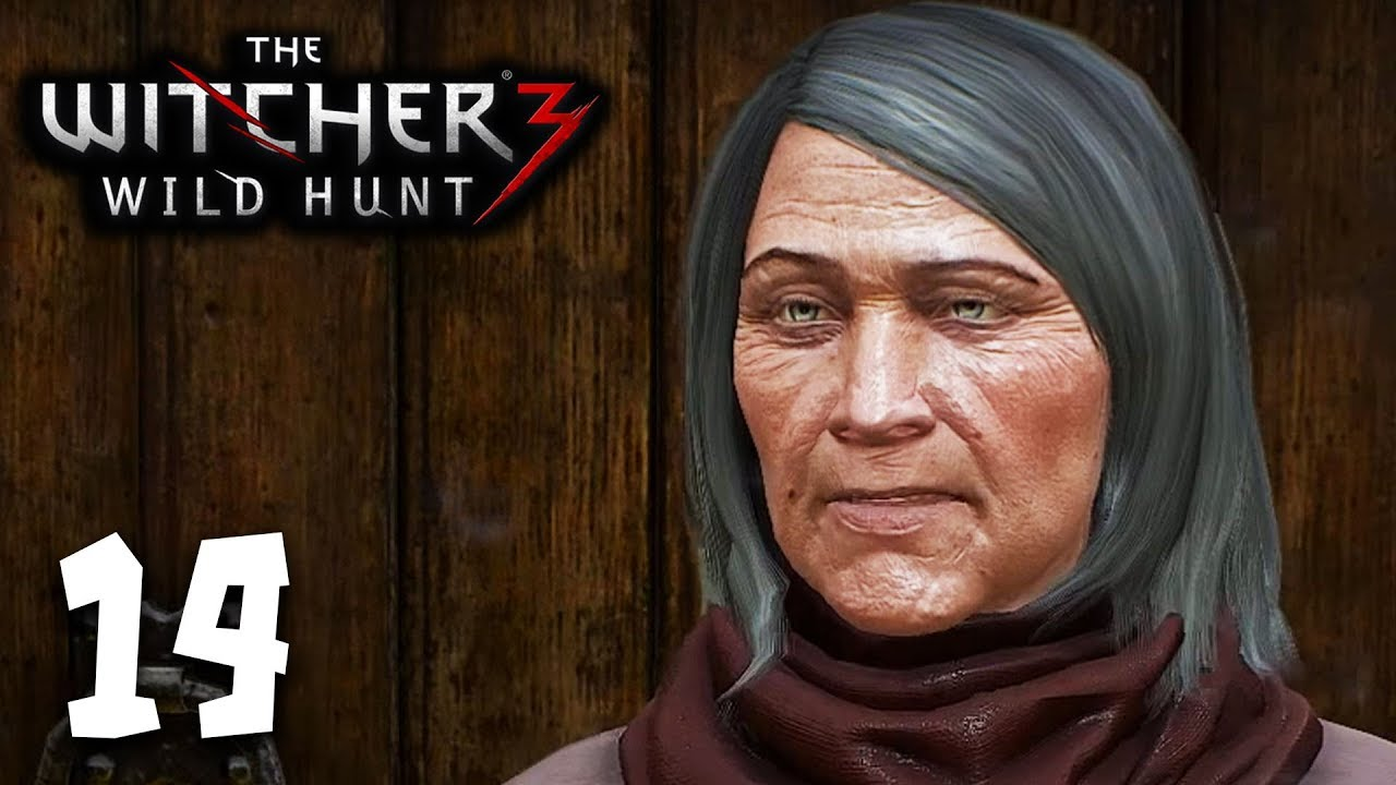 The Witcher 3 Hexenjagd