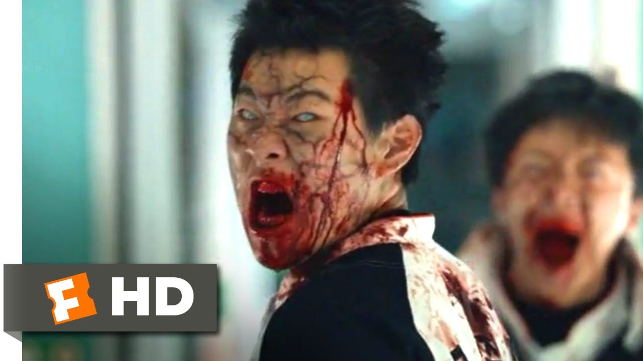 Download Train to Busan (2016) - Zombie Melee Scene (4/9) | Movieclips