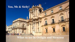 "Siracusa/Ortigia: Greek Sicily ""You, Me & Sicily"" Episode 23!"