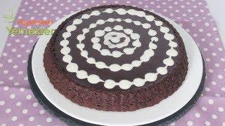 Çikolatalı Tart Kek Tarifi / Tart Kek Nasıl Yapılır/Hayalimdeki Yemekler