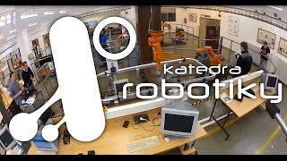 Prezentace oboru Robotika