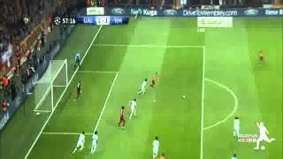 Galatasaray Spor Kulübü vs Real Madrid 3 : 2 @MediasporTV - Galatasaray Spor Kulübü vs Real Madrid 3-2 - Goals and Highlights HD.