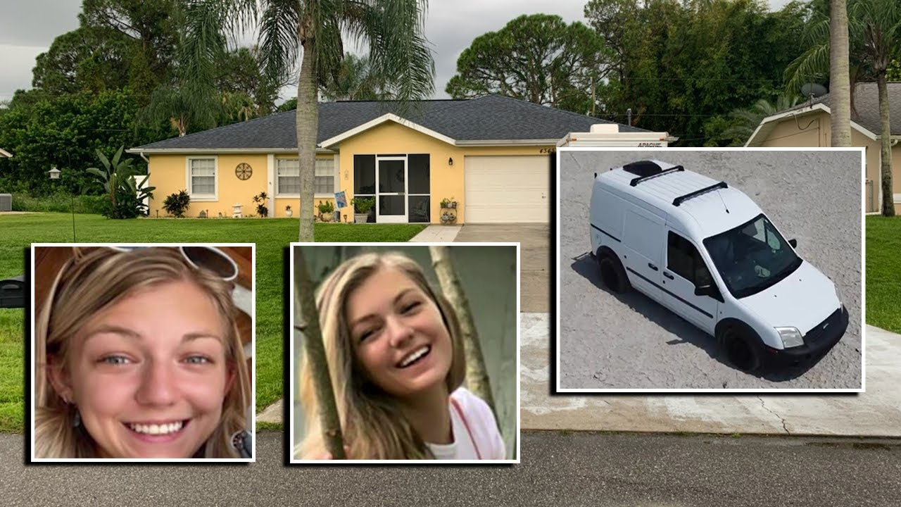 Gabby Petito's Father, Law Enforcement Say Boyfriend Who Went ...