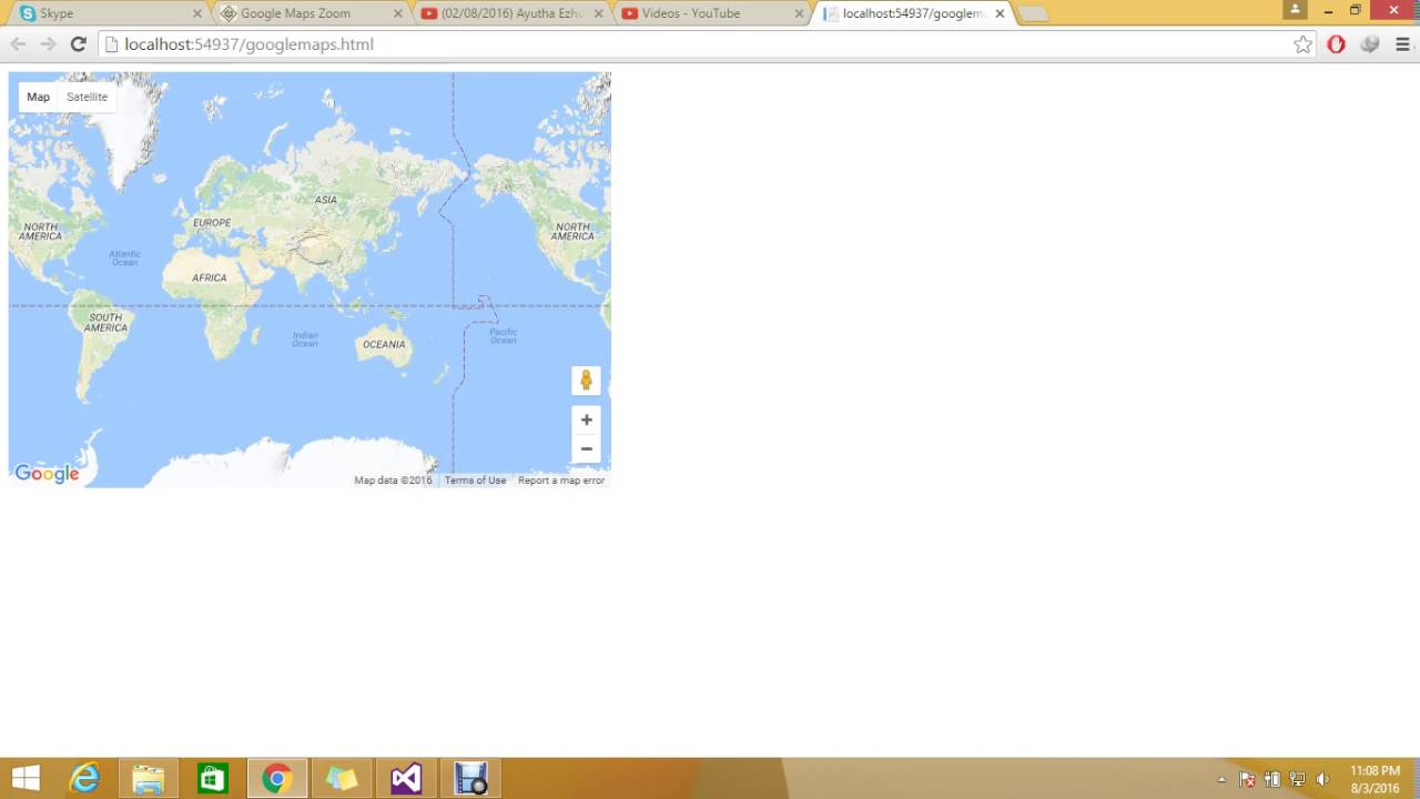 Google maps zoom youtube google maps zoom gumiabroncs Image collections