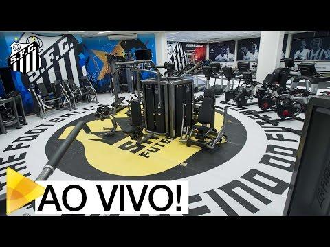 AO VIVO | Inauguração da Fábrica de Campeões, a nova academia do CT Rei Pelé