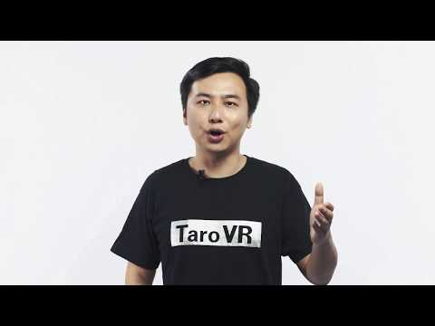 Taro Tracking Kickstarter Video V3.0 (auto-tracking stabilizer)