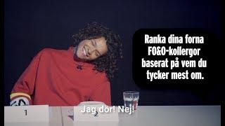 """JAG DÖR!"" / Omar Rudberg Om FO&O, Nellie Berntsson & Amanda Strand I Backstagebikten"