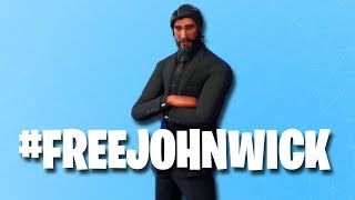 Fortnite Account Merge RANT! Help Me Free John Wick!