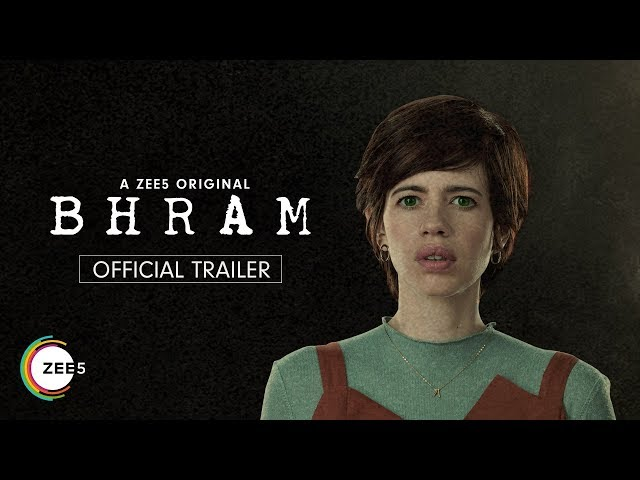 Bhram | Official Trailer | Kalki Koechlin | A ZEE5 Original | Coming Soon On ZEE5