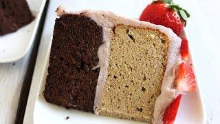 Sugar Free Grain Free Neapolitan Cake (gluten And Dairy Free Too)