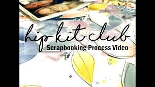 Scrapbooking Process #450 Hip Kit Club / Love This Man