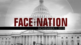 Open: This is Face the Nation, November 11
