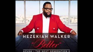 Watch Hezekiah Walker God Is For Me feat Patrick Dopson video