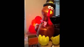 Thanksgiving blowups for kids!