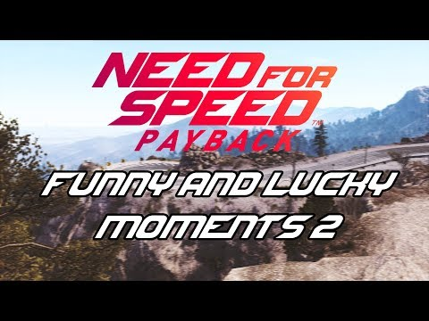 Funny And Lucky Moments - NFS Payback - Ep.2