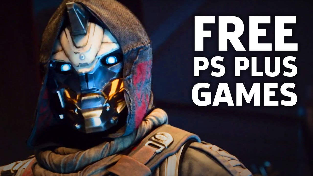 Free Ps4 Ps3 Vita Playstation Plus Games For September
