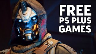 Free Ps4/ps3/vita Playstation Plus Games For September 2018 Revealed