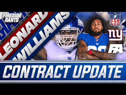NY Giants: Leonard Williams Contract Update