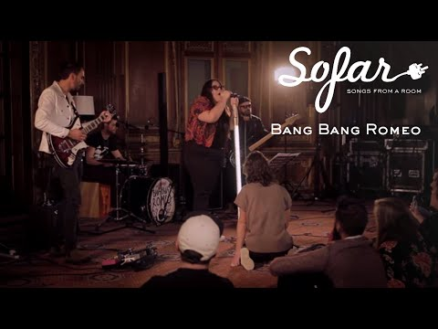Bang Bang Romeo - The Show Must Go On (Queen Cover) | Sofar London