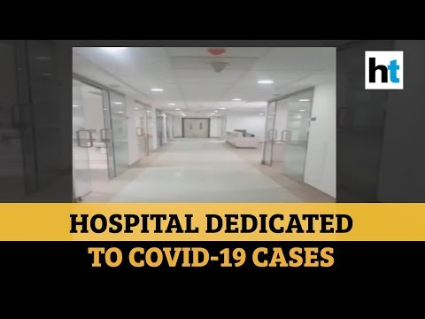 Watch: Reliance Sets Up India's First Hospital Exclusively For Covid-19 Cases