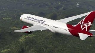 *** X Plane 10 *** AMAZING  787 Australia